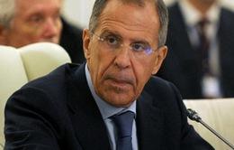 Nga hy vọng sớm chấm dứt khủng hoảng Ukraine
