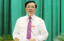 Bộ trưởng Tài chính trả lời chất vấn chống thất thu thuế