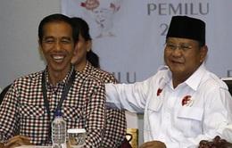 Hai ứng cử viên Tổng thống Indonesia tranh luận trên truyền hình