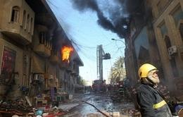 Quân đội Iraq không kích vào các khu vực phía Bắc thủ đô Baghdad