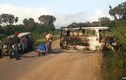 Al-Shabab nhận trách nhiệm vụ tấn công tại Kenya