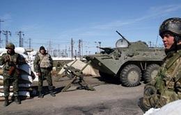 Ukraine thông qua Nghị quyết kiểm soát biên giới
