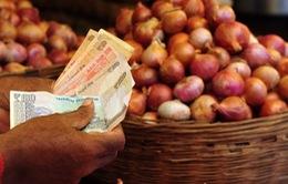 Lạm phát gia tăng tại Ấn Độ