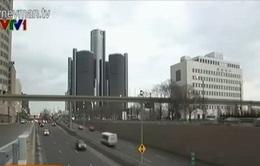 Thành phố Detroit hồi sinh sau phá sản