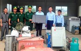 Trao trả tài sản bị mất cắp cho Tập đoàn Formosa