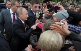 EU cấm nhập khẩu hàng hóa từ Crimea