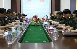 Việt Nam - Campuchia hợp tác chia sẻ thông tin tình báo