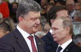 Tổng thống Ukraine dọa chấm dứt lệnh ngừng bắn ở miền Đông