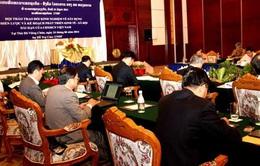 Việt - Lào trao đổi kinh nghiệm phát triển KT-XH dài hạn