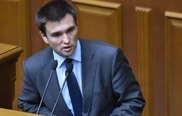 Ukraine hoan nghênh động thái của Nga