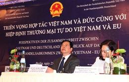 Diễn đàn doanh nghiệp Việt - Đức tại Berlin