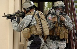 Thêm nhiều lính đặc nhiệm Mỹ tới Baghdad