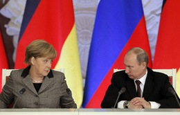 Nga, Đức thảo luận lệnh ngừng bắn tại Ukraine