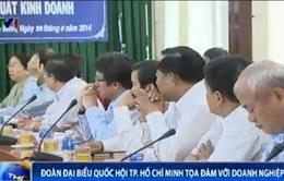 Đoàn ĐBQH TP Hồ Chí Minh tọa đàm với doanh nghiệp