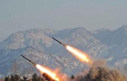 Nga - Trung phản ứng vụ Triều Tiên phóng tên lửa tầm ngắn