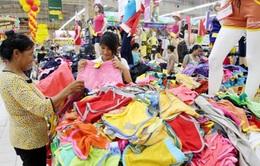 80% người dùng ưa chuộng hàng dệt may Việt Nam