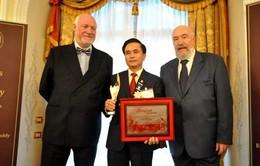 CIENCO 4 nhận Giải thưởng của Hội đồng Thương mại châu Âu