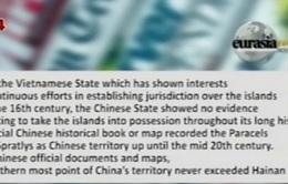Điểm cực Nam của Trung Quốc không bao giờ vượt quá đảo Hải Nam
