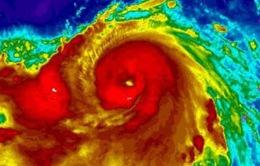 """Siêu bão """"mạnh nhất trong nhiều thập kỷ"""" sắp đổ bộ Nhật Bản"""