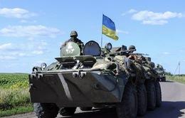 Quân đội Ukraine giành lại quyền kiểm soát 4 thành phố