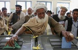 Afghanistan công bố kết quả sơ bộ bầu cử Tổng thống vòng 2