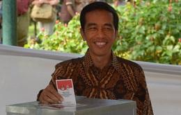 Công bố kết quả bầu cử Tổng thống Indonesia vào ngày 22/7