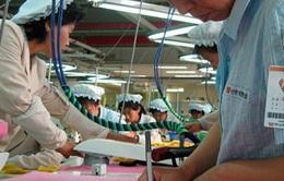 Hàn Quốc: Thặng dư thương mại công nghiệp vượt 50 tỷ USD