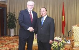 Phó Thủ tướng Nguyễn Xuân Phúc tiếp Đại sứ Hoa Kỳ