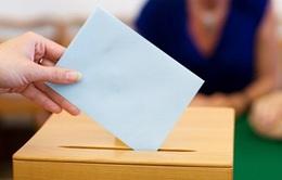 Cử tri Slovenia đi bỏ phiếu tổng tuyển cử trước thời hạn