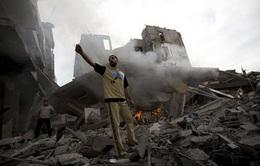 Israel tấn công dài hạn nhằm vào Dải Gaza