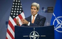 Ngoại trưởng Mỹ đến Áo đàm phán hạt nhân Iran