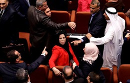 Quốc hội Iraq hoãn thành lập Chính phủ