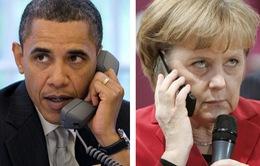 Lãnh đạo Mỹ - Đức điện đàm sau bê bối gián điệp