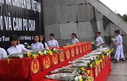 Đẩy mạnh tìm kiếm liệt sĩ tình nguyện Việt Nam tại Campuchia