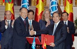 Chủ tịch WB: Chúng tôi rất vui mừng vì Việt Nam được vay vốn ưu đãi