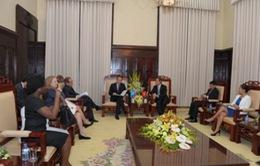 Chủ tịch WB đánh giá cao vai trò của NHNN Việt Nam