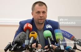 Phe nổi dậy Ukraine tuyên bố tìm thấy hộp đen MH17