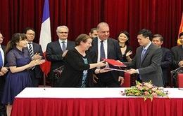 Pháp ủng hộ Hiệp định thương mại tự do Việt Nam - EU