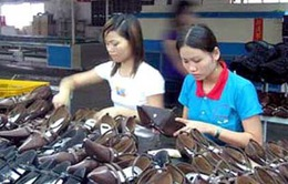 Nhiều thương hiệu giày lớn chuyển đơn hàng về Việt Nam