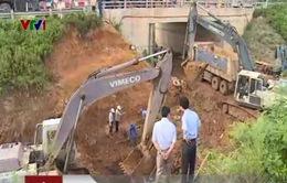 Hà Nội: Khẩn trương xây dựng đường dẫn nước mới