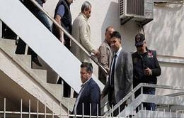 Thổ Nhĩ Kỳ truy tố 8 cảnh sát tội nghe lén Thủ tướng