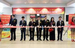 Vietjet Air mở đường bay Hà Nội - Seoul