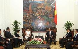 Phó Thủ tướng Nguyễn Xuân Phúc tiếp Đại sứ Hungary