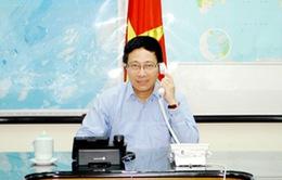 Thúc đẩy quan hệ đối tác chiến lược Việt - Pháp