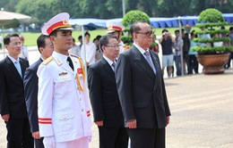 Bộ trưởng Ngoại giao Triều Tiên thăm chính thức Việt Nam