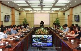 Đảng ủy Đài THVN tổ chức hội nghị quán triệt, triển khai thực hiện NQTW 9 (khóa XI)