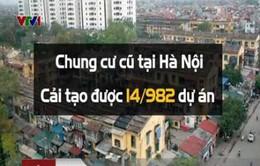 Chung cư cũ Hà Nội: Chỉ 14/982 dự án được cải tạo