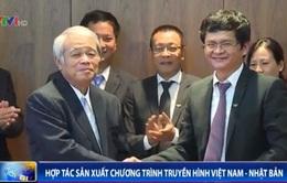 Đài THVN và Đài TH TBS Nhật Bản hợp tác xây dựng chương trình