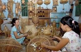 Việt Nam nhận nhiều đơn hàng thủ công mỹ nghệ từ nước ngoài