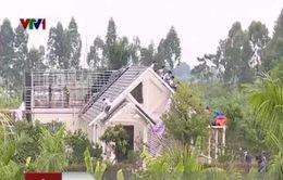 Hà Nội: Phá bỏ hoàn toàn nhà xây sai phép trên đất nông nghiệp
